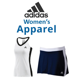 Adidas Women's Apparel Tennis Apparel