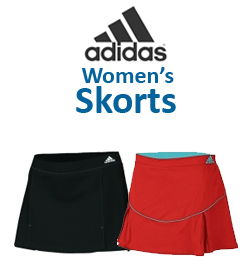 Adidas Women's Skorts Tennis Apparel