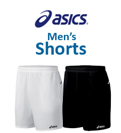 Asics Men's Shorts Tennis Apparel
