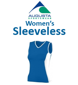 Augusta Women's Sleeveless Shirts Tennis Apparel