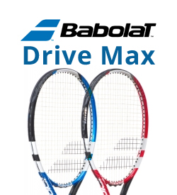 Babolat Drive Max Tennis Racquets