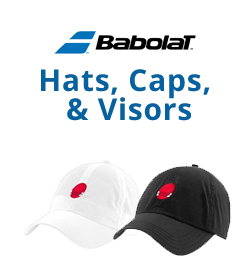 Babolat Hats, Caps, and Visors