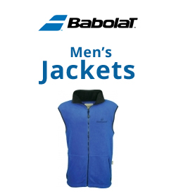 Babolat Men's Jackets Tennis Apparel
