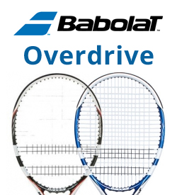 Babolat Overdrive Tennis Racquets