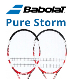 Babolat Pure Storm Tennis Racquets
