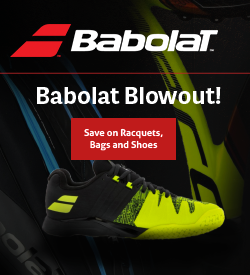 Babolat Clearance Sale!