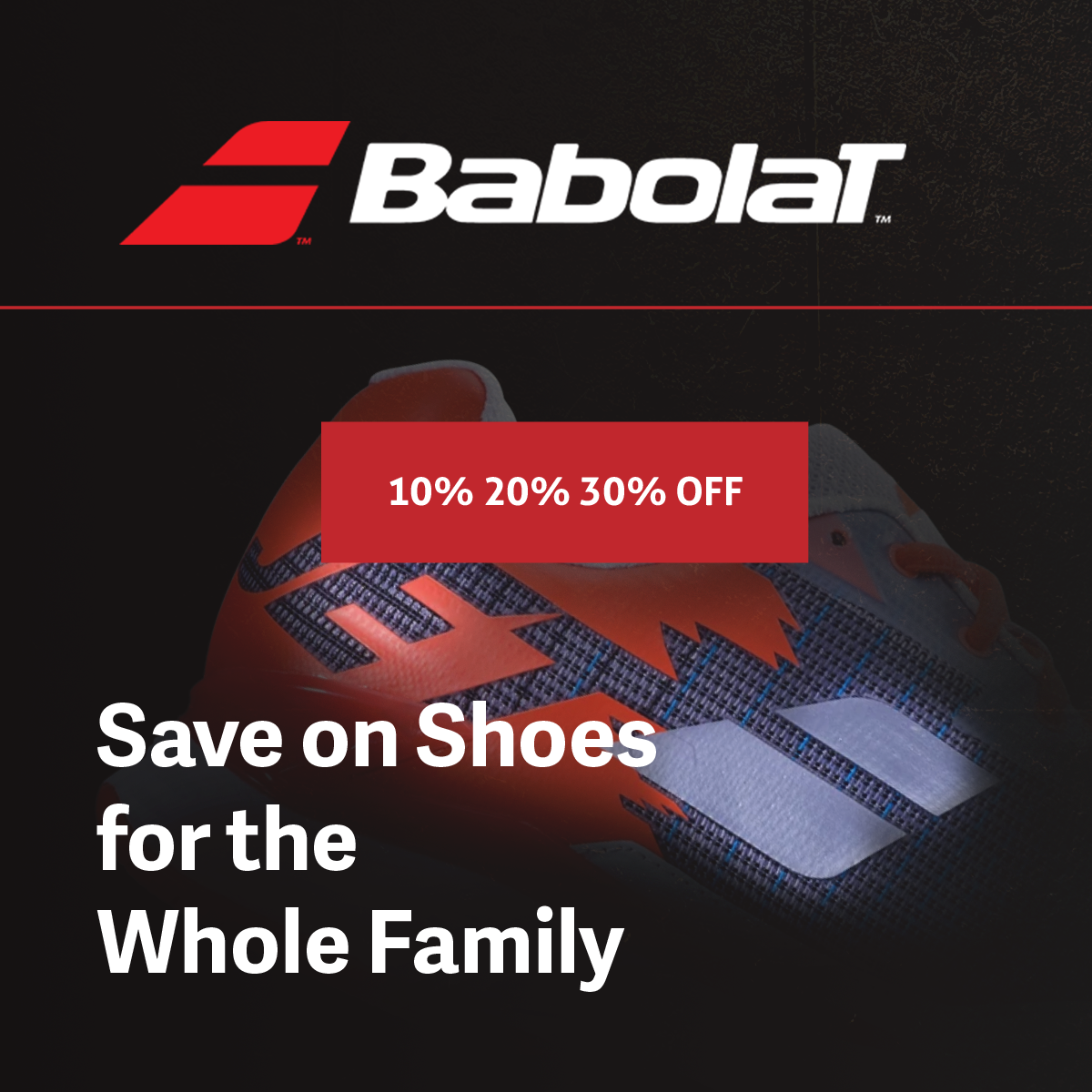 Clearance Sale: Discount Prices on Babolat Tennis Shoes