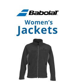 Babolat Women's Jackets Tennis Apparel