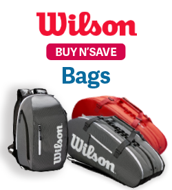 Wilson Black Friday Cyber Monday Tennis Bags