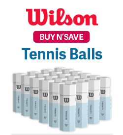Wilson Tennis Balls Black Friday Cyber Monday Sale