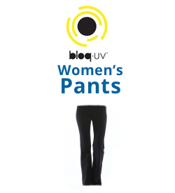 Bloq-UV Women's Pants