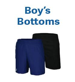 Boy's Bottoms