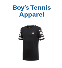 Boy's Tennis Apparel