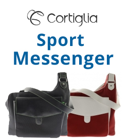 Cortiglia Sport Messenger Bag