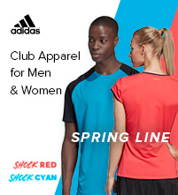 NEW Adidas Club Tennis Apparel for Men & Women