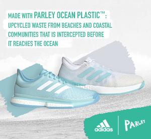 Adidas Parley Ocean Plastic Tennis Apparel