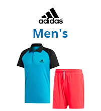 NEW Adidas Club Tennis Apparel for Men