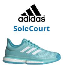 f56c1323e5f Best Adidas SoleCourt Tennis Shoes at DoItTennis.com