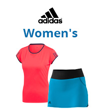 New Adidas Club Tennis Apparel for Women