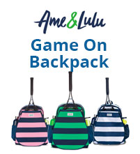 Ame & Lulu Game On Backpack