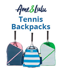 AmeandLulu Tennis Backpacks for Women