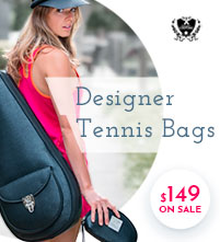 Court Couture Designer Tennis Bags for Women Clearance Sale