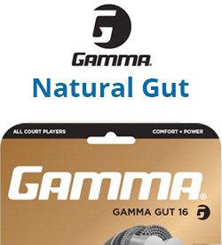 Gamma Natural Gut String