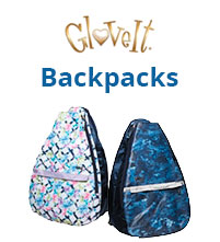 GloveIt Tennis Backpacks