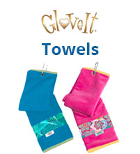 GloveIt Tennis Towels