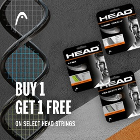 Head Black Friday Cyber Monday Tennis String Sale