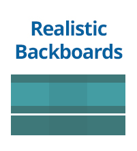 Realistic Backboards
