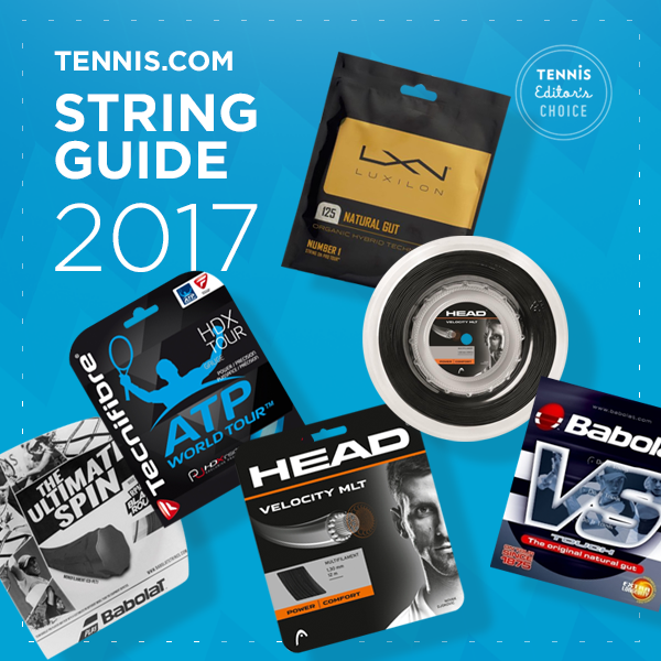 Tennis.Com 2017 String Guide Featured Products