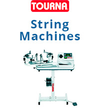 Tourna Tennis Stringing Machines