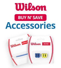 Wilson Black Friday Cyber Monday Tennis Accessories