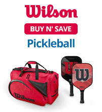 Wilson Pickleball Black Friday Cyber Monday Sale