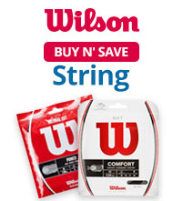 Wilson Black Friday Cyber Monday Tennis String