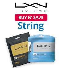 Luxilon Black Friday Cyber Monday String Sale