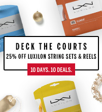 Luxilon Tennis String December Deal