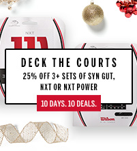 Wilson Tennis String December Deals