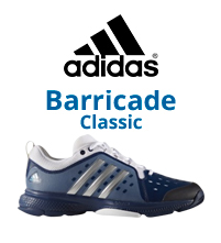 Adidas Barricade Classic Tennis Shoes