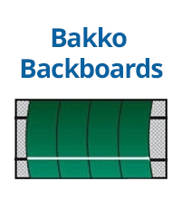 Bakko Tennis Backboards - Tennis Training Aid