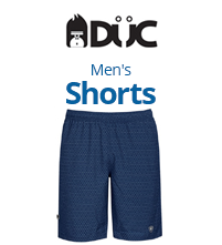DUC Men's Team Tennis Shorts