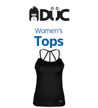 DUC Women's Team Tennis Tops