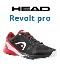 Head Revolt Pro Tennis Shoes