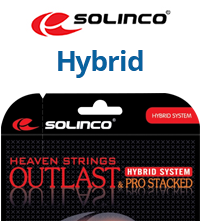 Solinco Hybrid Tennis String
