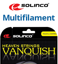 Solinco Multifilament/Synthetic Gut