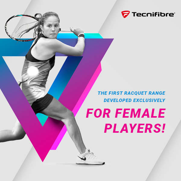 NEW! Tecnifibre T-Rebound for Women