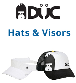 DUC Hats, Caps, and Visors Tennis Apparel