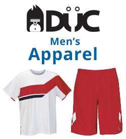 DUC Men's Apparel Tennis Apparel