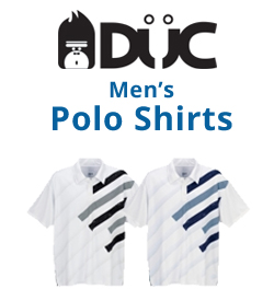 DUC Men's Polo Shirts